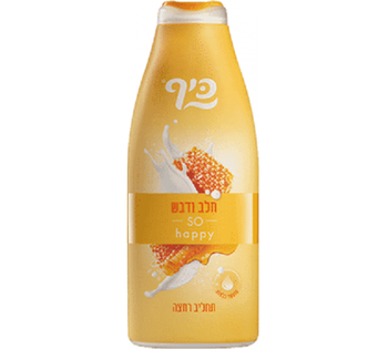 Гель-молочко для купания Мёд Keff Almond 700 мл