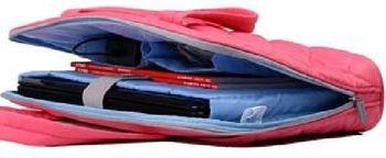 "14.1"" NB  bag - Kingsons  KS3009W, Laptop bag, Pink"