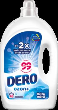 купить Жидкое моющее средство Dero Озон + Морской бриз, 2л. в Кишинёве