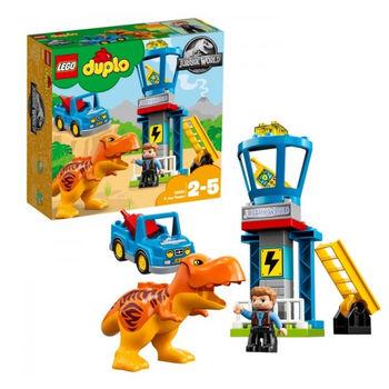 "LEGO DUPLO Jurassic World ""Башня Ти-Рекса"", арт. 10880"
