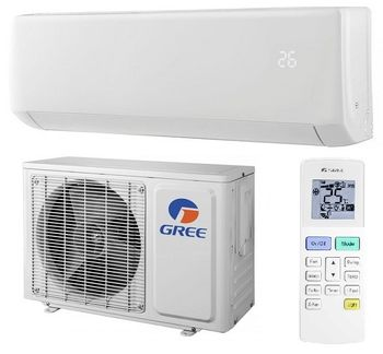 Aparat de aer conditionat tip split pe perete On/Off Gree Bora GWH07AAA 7000 BTU