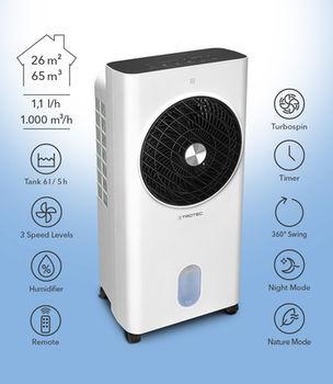 купить Воздухоохладитель Aircooler Trotec PAE 31 в Кишинёве