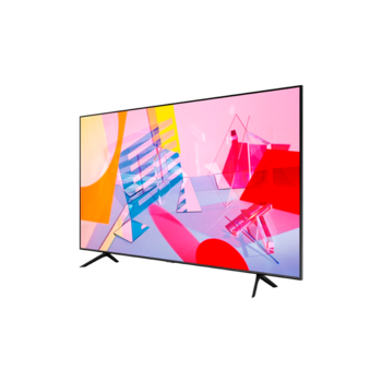 "55"" LED TV Samsung QE55Q60TAUXUA, Black"