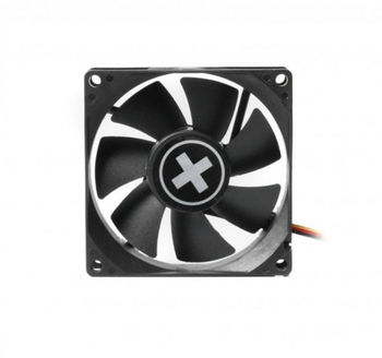 Xilence Cooler XPF80S.W, Fan, 80x80x15mm, 2600rpm, <26dBa, 30CFM, hydro bearing, 3pin