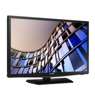 """24"""" TV Samsung UE24N4500AUXUA , Black (SMART TV)"""