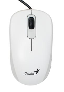 купить Мышь Genius DX-110 White в Кишинёве