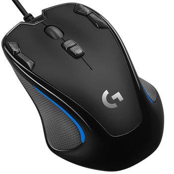 Logitech G300S Black Gaming Mouse, USB, 910-004345 (mouse/мышь)