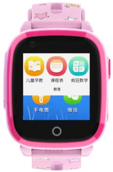 купить Smart ceas pentru copii Wonlex KT10 4G Pink в Кишинёве
