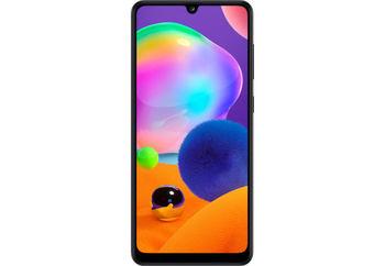 купить Samsung Galaxy A31 2020 4/64Gb Duos (SM-A315), Black в Кишинёве