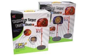 "Набор ""Баскетбол + Дартс"" 2в1 для детей 166 см WT666 X (2528)"