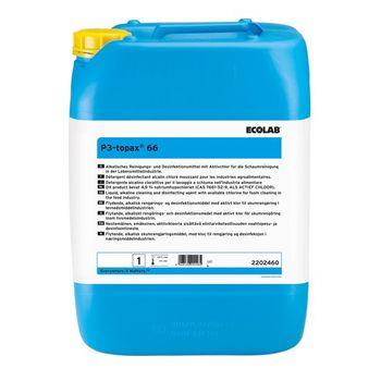 TOPAX 66 Щелочное моющее и дезинфицирующее средство 22 кг