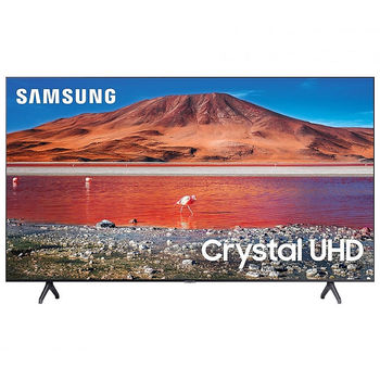 "65"" LED TV Samsung UE65AU7170UXUA, Black"