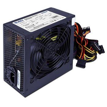 PSU SVEN PU-500AN, 500W, ATX 2.31, 120mm fan, 20+4 Pin, 4x SATA, Black