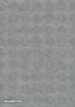 """Ковёр FAR-HE 161c497170 """"Серый лабиринт"""""""