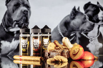 купить Pitbull Tobacco Line - 120 ml в Кишинёве