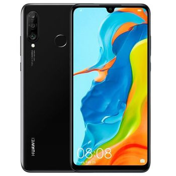 купить Huawei P30 Lite 4+128Gb ,Black в Кишинёве
