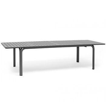 Стол раздвижной Nardi ALLORO 210 EXTENSIBLE ANTRACITE vern. ANTRACITE 42852.02.000 (Стол раздвижной для сада и террасы)