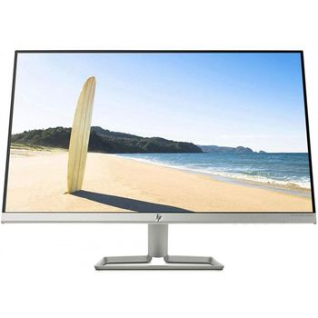 "27.0"" HP IPS LED 27fw with Audio Bordless White (5ms, 1000:1, 300cd, 1920x1080, 178°/178°, VGA, 2 x HDMI, Audio Line-out, Speakers 1.5W, AMD FreeSync, Low Blue Light)"