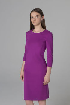 купить Платье фиолетовый цвет в Кишинёве