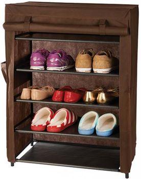 купить Шкаф для обуви тканевый  60x30x80 см 115911 в Кишинёве