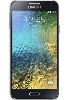 Samsung E500H Galaxy E5 Duos Black