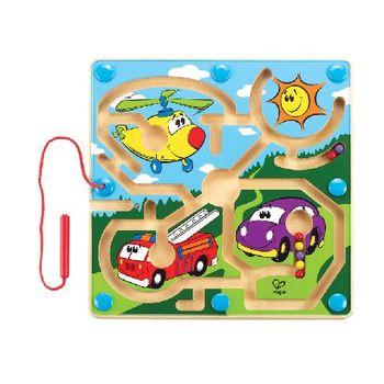 купить Hape Деревянная игрушка Aвто-Лaбиринт в Кишинёве