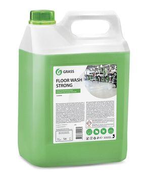 FLOOR WASH STRONG Щелочное средство для мытья пола 5 л