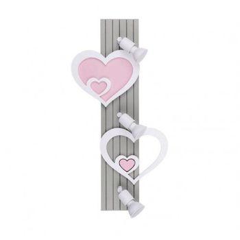 купить 9063 Светильник Heart 3л в Кишинёве