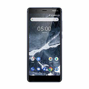 cumpără Nokia 5.1 (2+16Gb) Dual sim,Blue în Chișinău