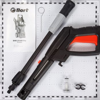 Мойка высокого давления BHR-2500R-Pro