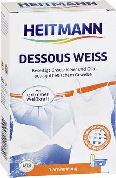 купить HEITMANN Специальный отбеливатель для белого женского нижнего белья, 200г в Кишинёве