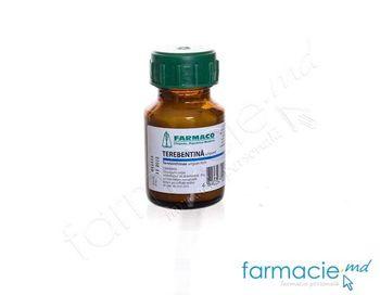 купить Terebentina ung. 25g (Farmaco) в Кишинёве