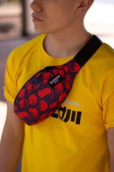 Сумка на пояс Custom Wear Uno Cats Red (387)