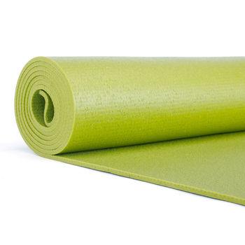 Коврик для йоги Bodhi Rishikesh Premium 60 OLIVE GREEN -4.5мм