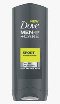 купить Гель для душа Dove Men Care Sport Active Fresh, 250 мл в Кишинёве