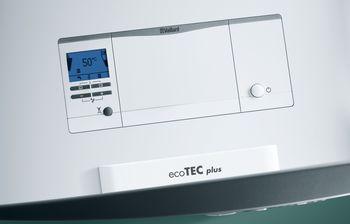 купить Газовый конденсационный котел VAILLANT EcoTEC Plus VU 806/5-5 (80 кВт) в Кишинёве