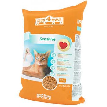 купить Клуб 4 лапы 1kg, для кошек с чувствительным желудком в Кишинёве