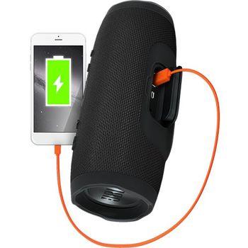 купить JBL Bluetooth Speaker Charge 3, Black в Кишинёве