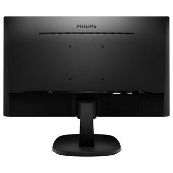 """cumpără Monitor 23.8"""" Philips """"243V7QDSB"""", Black în Chișinău"""