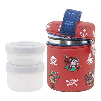 купить Термос для еды Laken Thermo Food Container + Neo Cover 1.0 L, YP10 в Кишинёве