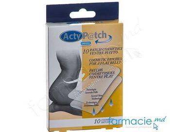 купить Emplastru Acty Patch Abdomen Plat N10 (161590) в Кишинёве