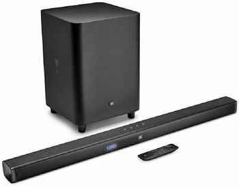 купить JBL Soundbar 3.1 Channel 4K Ultra HD with Wireless Subwoofer в Кишинёве