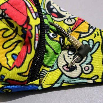 Сумка на пояс Custom Wear Triada Spunch Bob (383)