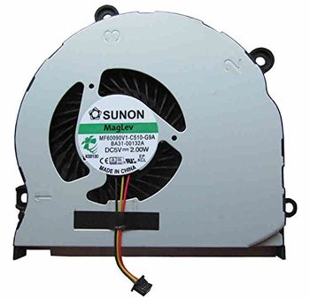 CPU Cooling Fan For Samsung NP350 NP355 NP365 (3 pins)
