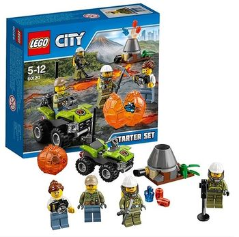 """LEGO City """"Воздушная полиция: авиабаза"""", арт. 60210"""