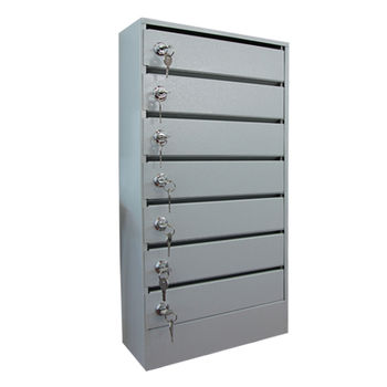 купить Почтовой ящик с 7 секциами в Кишинёве