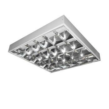 Luxeon Промышленный светильник 4x18 EXT