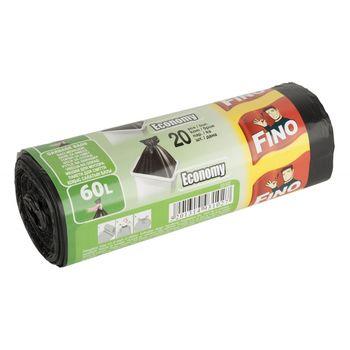 купить Fino Пакеты для мусора, 60 л, 20 шт. в Кишинёве