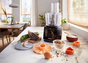 купить HR7320/00  Philips Daily Collection Robot de bucătărie compact в Кишинёве