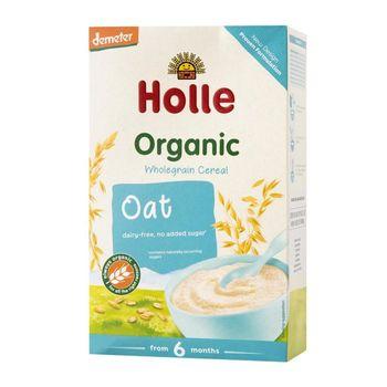 Овсянная каша с 6 месяцев Holle Organic, 250 г